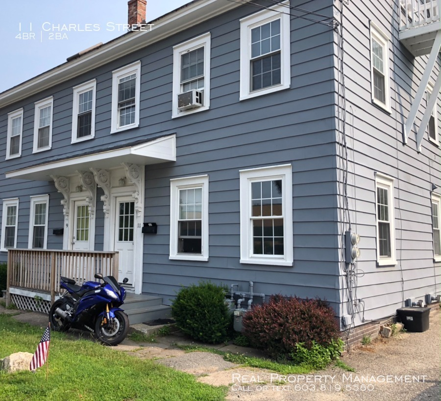 11 Charles Street, Dover, NH 03820