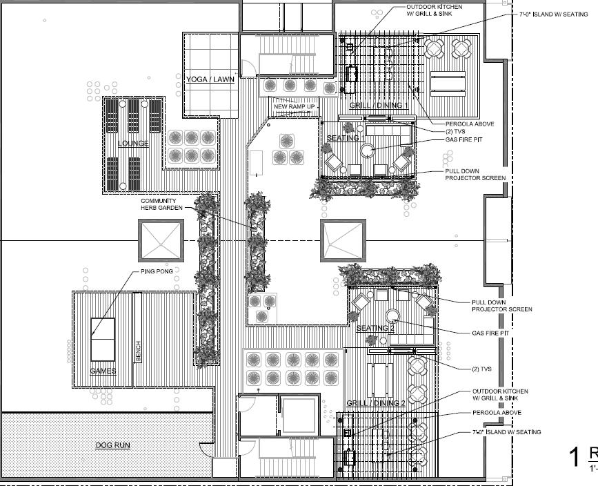 1002 w van buren rooftop plans