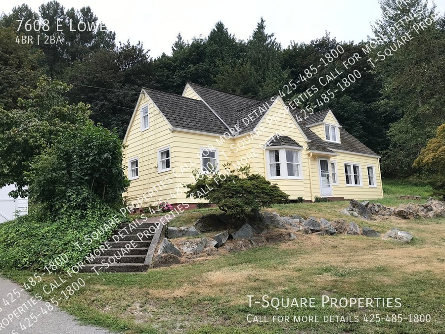 House for Rent in Snohomish