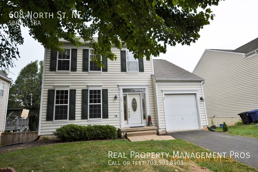 House for Rent in Leesburg