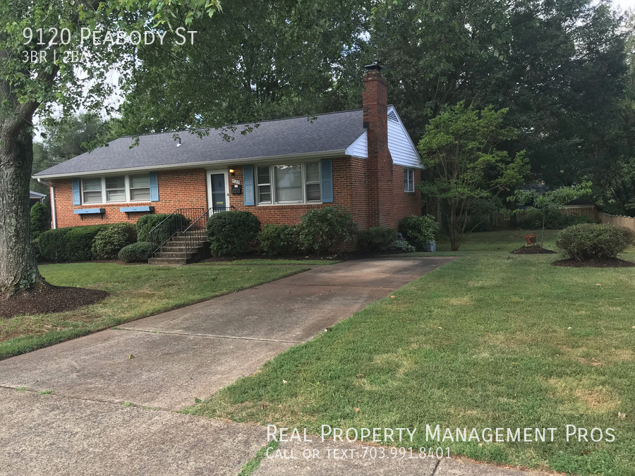 House for Rent in Manassas