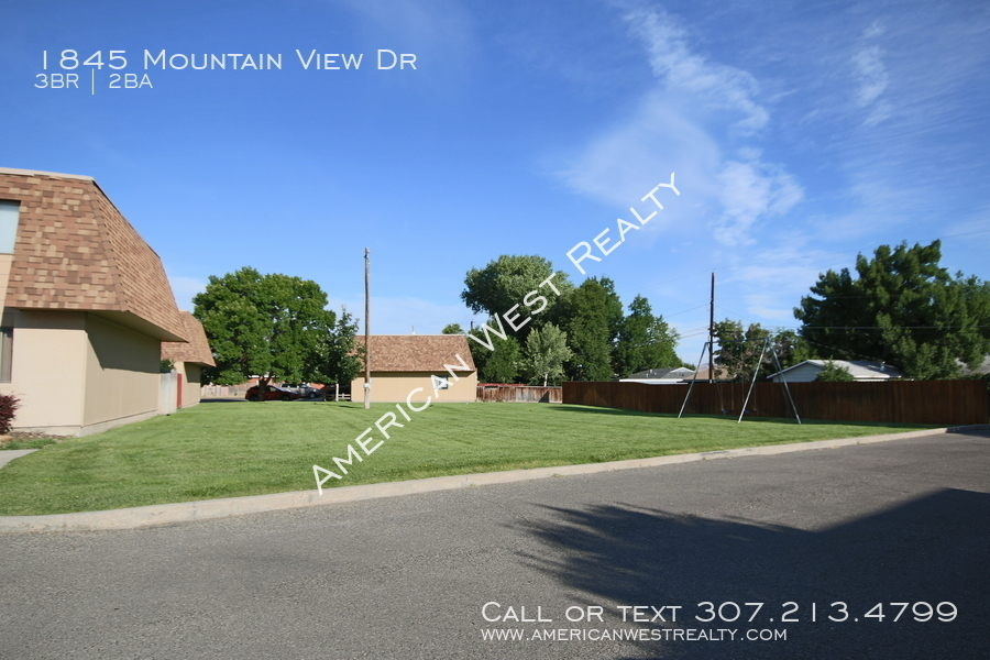 House for Rent in Cody
