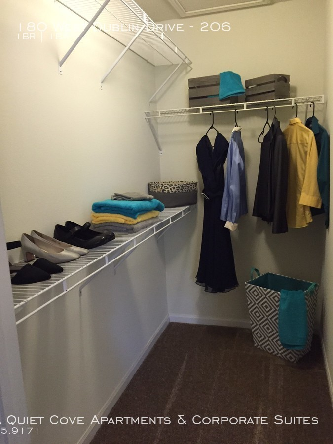 8a spacious walk in closet with organizers doubles your space%21