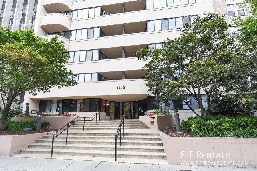 1312 Massachusetts Avenue NW, Unit 607 Washington DC 20005