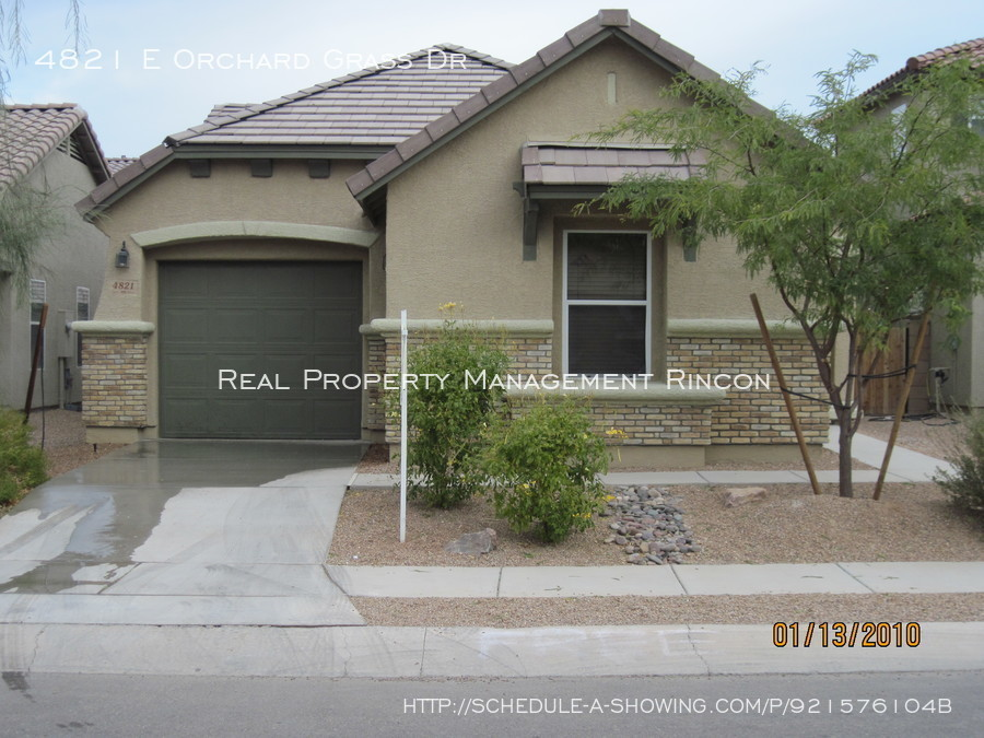 4821 E Orchard Grass Dr, Tucson, AZ 85756