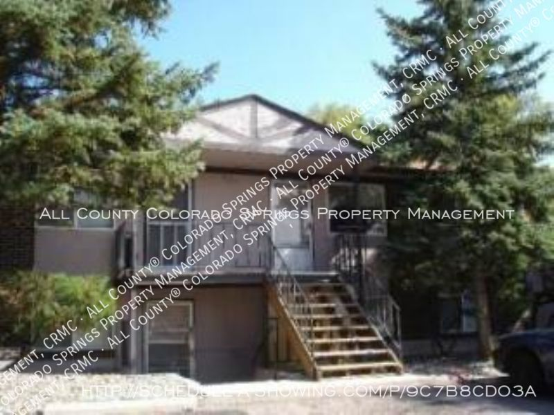 Apartment for rent near west side colorado springs 1