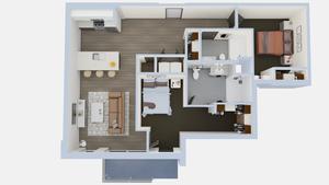 B3a-2bedroom