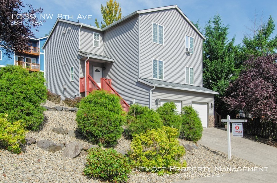 House for Rent in Camas