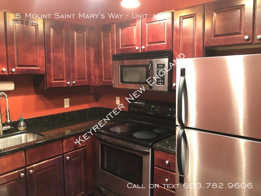 Apartment for Rent in Hooksett