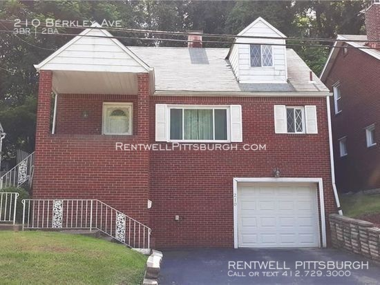 210 Berkley Ave Forrest Hills Pa 15221 Rentwell Pittsburgh