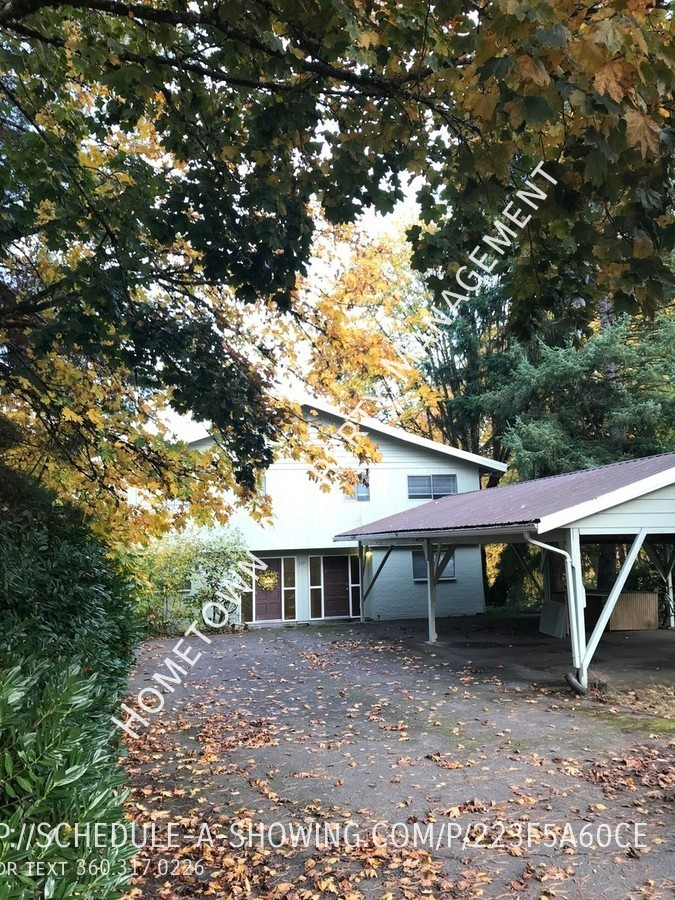 Apartment for Rent in Tumwater