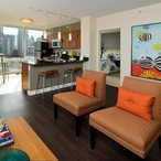 Flair_tower_--_living_room_with_floor_to_ceiling_windows_-_river_north_apartments_for_rent
