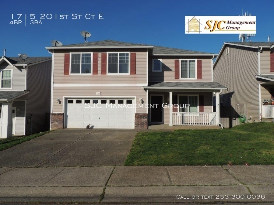 House for Rent in Spanaway