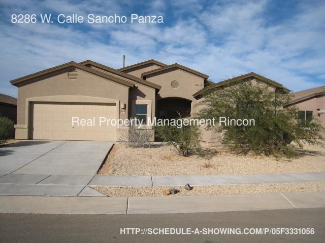 8286 W Calle Sancho Panza, Tucson, AZ 85757