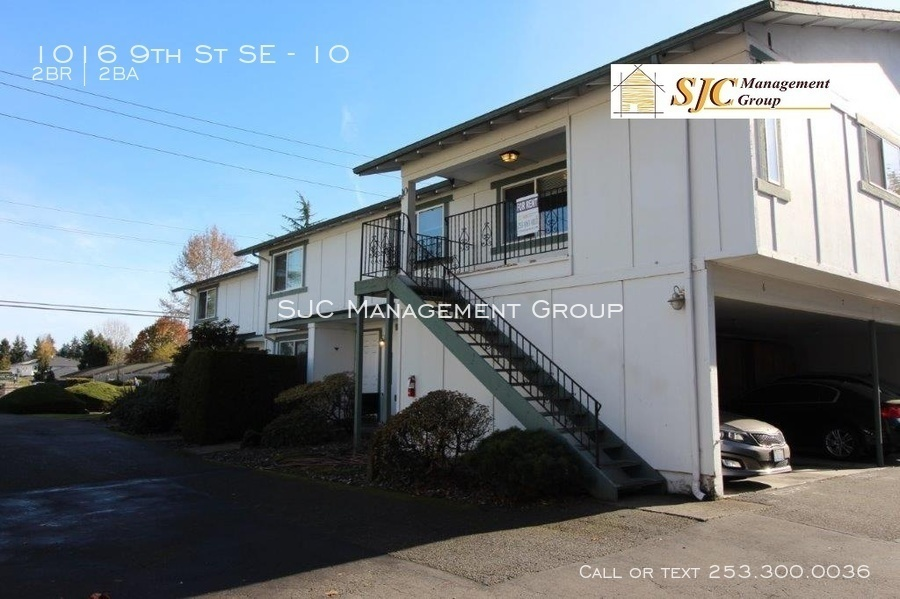 Condo for Rent in Puyallup