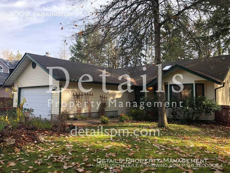 House for Rent in Port Orchard