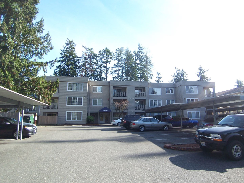 Apartment for Rent in Shoreline