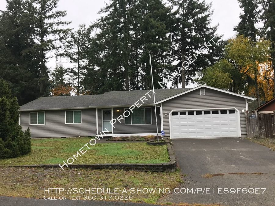 House for Rent in Lacey
