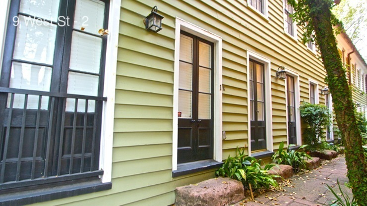 Townhouse for Rent in Charleston