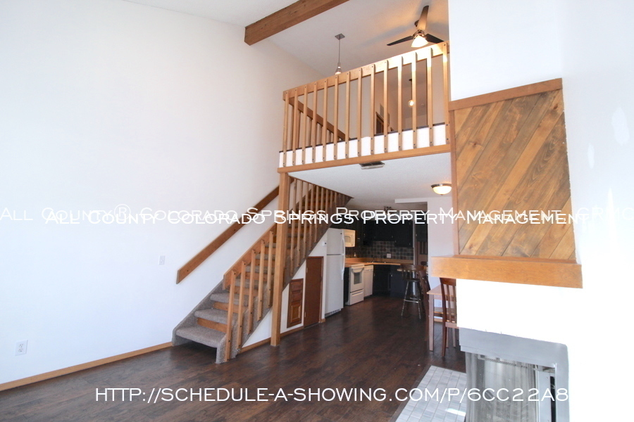Condo_for_rent_near_us_air_force_academy-living_room_to_loft_2
