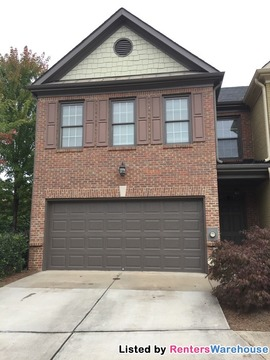 Townhouse for Rent in Norcross