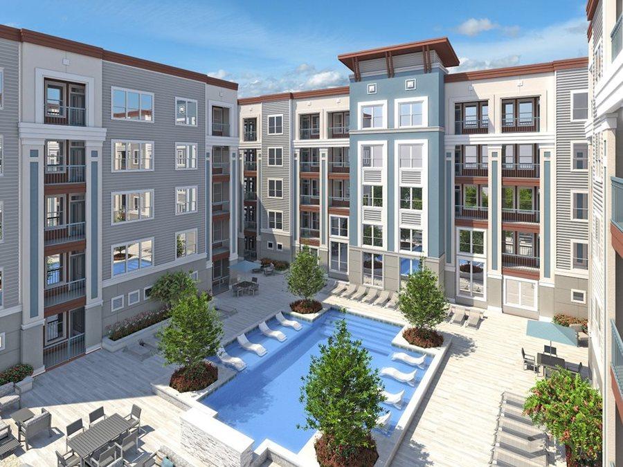 Pool luxury apartments in houston%281%29