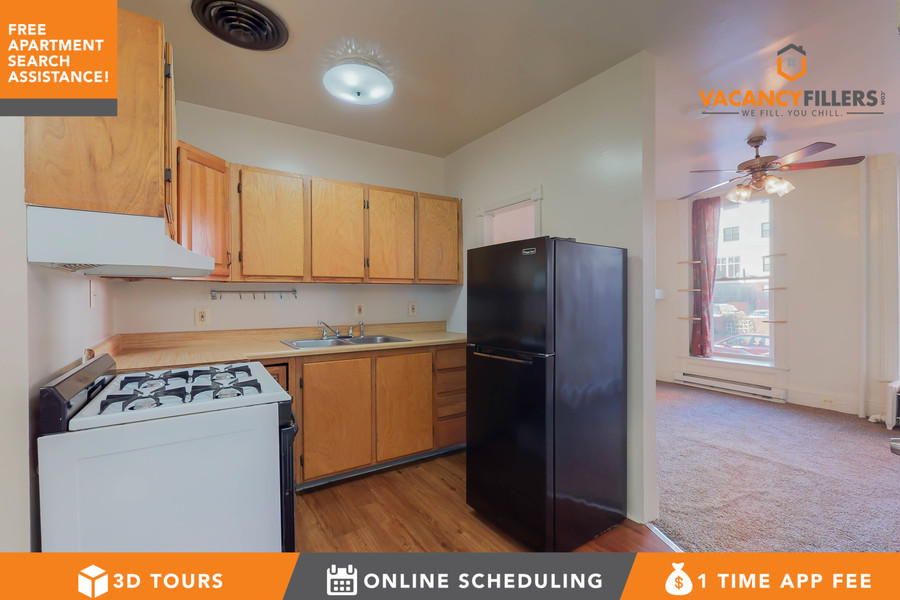 Apartment for rent in baltimore 6