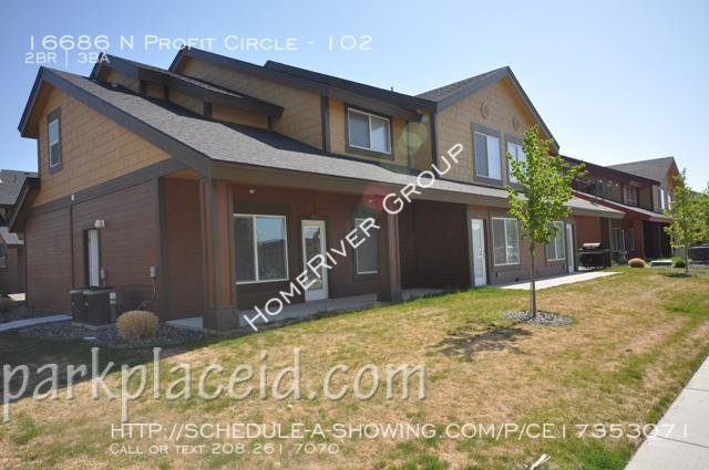 Nampa 2 Bedroom Rental At 16686 N Profit Cir Nampa Id 83687 102 950 Apartable