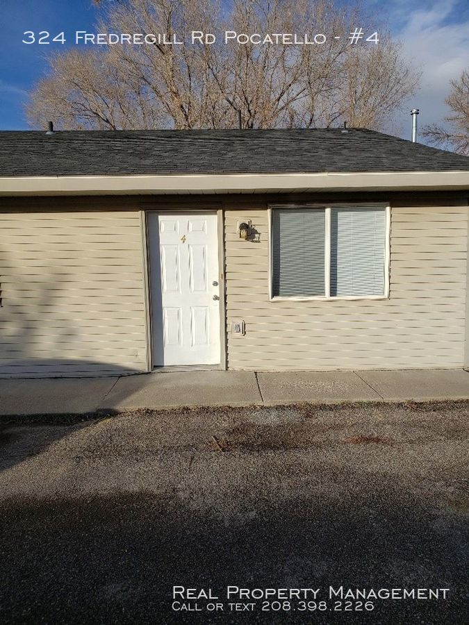 Apartment for Rent in Pocatello
