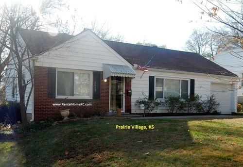 House for Rent in Prairie Village