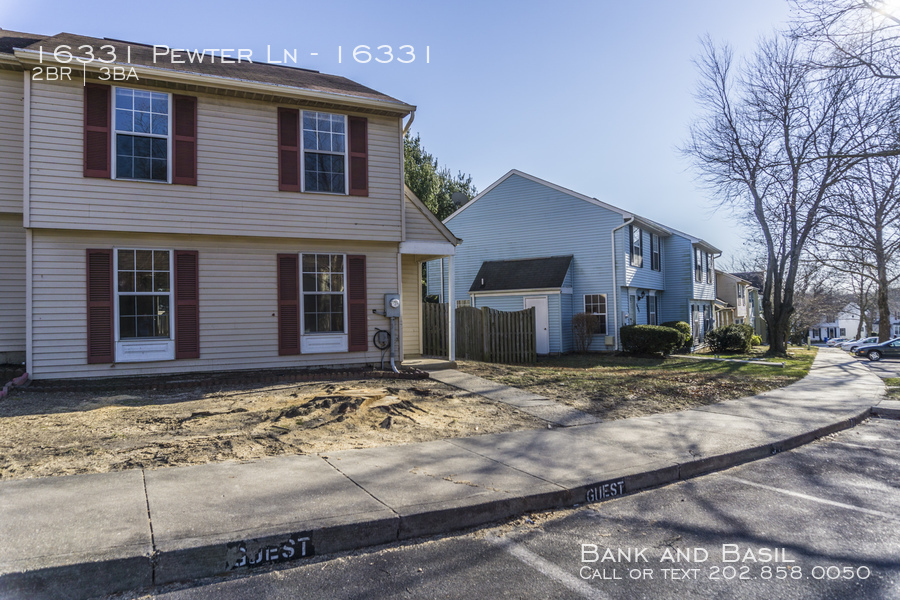 Townhouse for Rent in Bowie