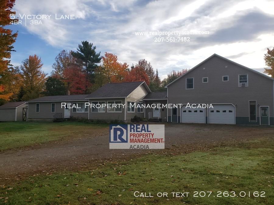 House for Rent in Glenburn