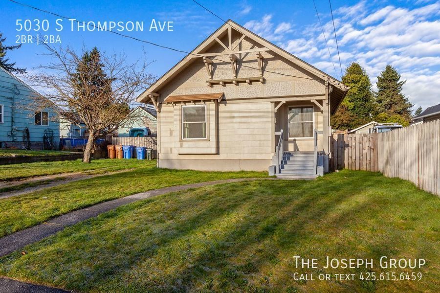Townhouse for Rent in Tacoma