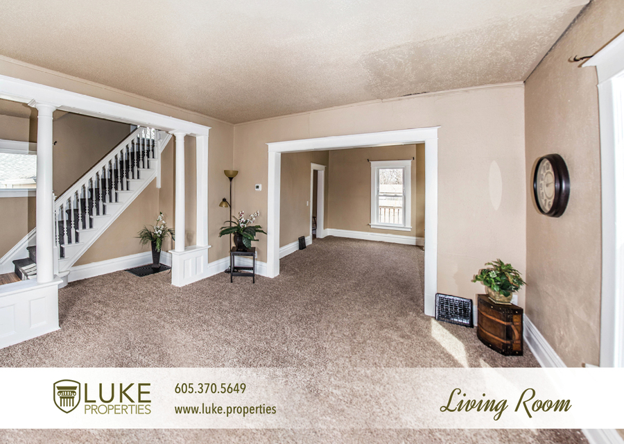Complete media luke properties 806 e 6th st 57103 sioux falls home for rent 2