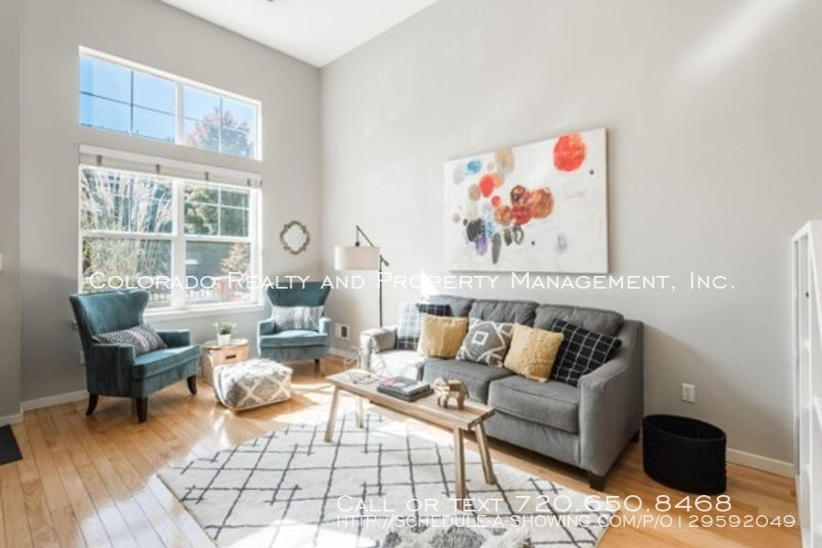 Townhouse for Rent in Denver
