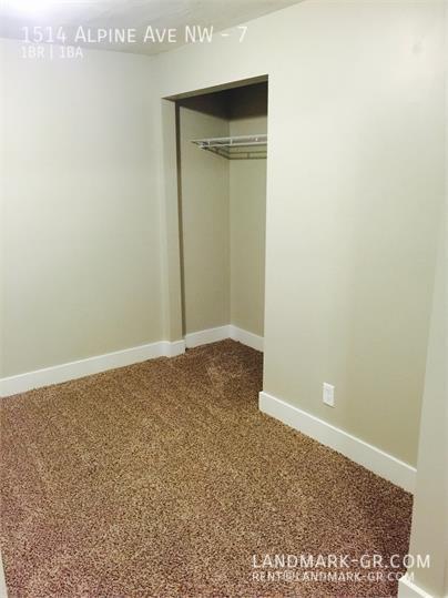 Bed closet 1