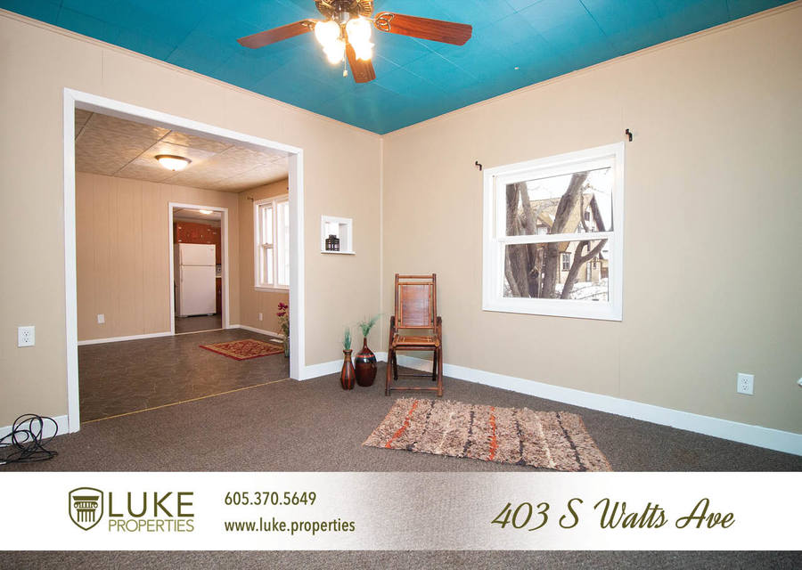 Luke properties 403 s walts ave sioux falls sd 57104 house for rent