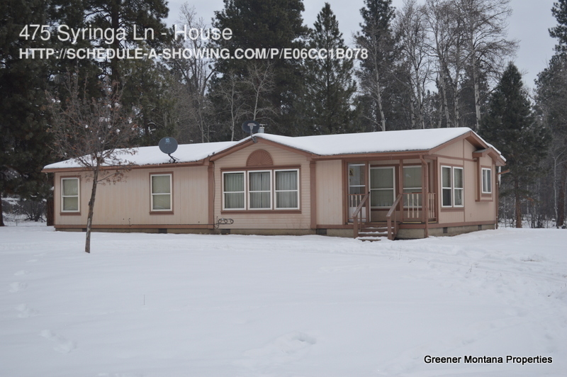 Apartment for Rent in Victor