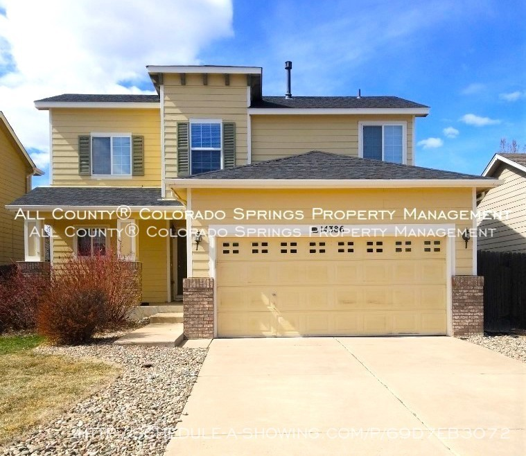 14386 Woodrock Path, Colorado Springs, CO 80921