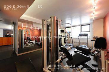 236 east 36th street building photos gym2