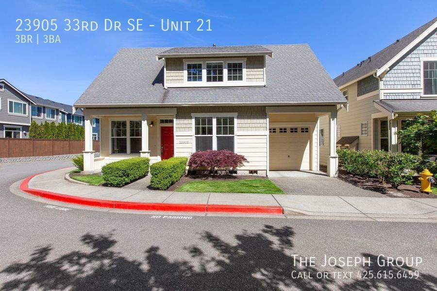 Condo for Rent in Bothell