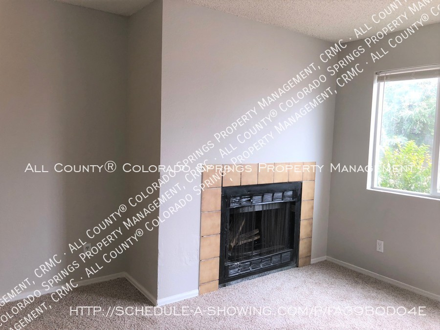 2-bedroom_fountain_apartment_for_rent_near_fort_carson_military_base_and_fountain_valley_park-living_room_fireplace