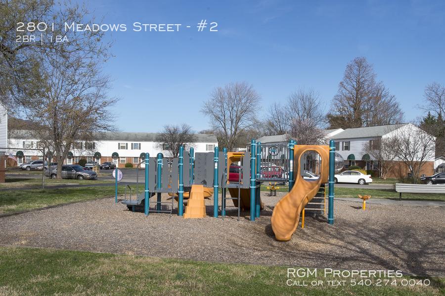 Bowman playground
