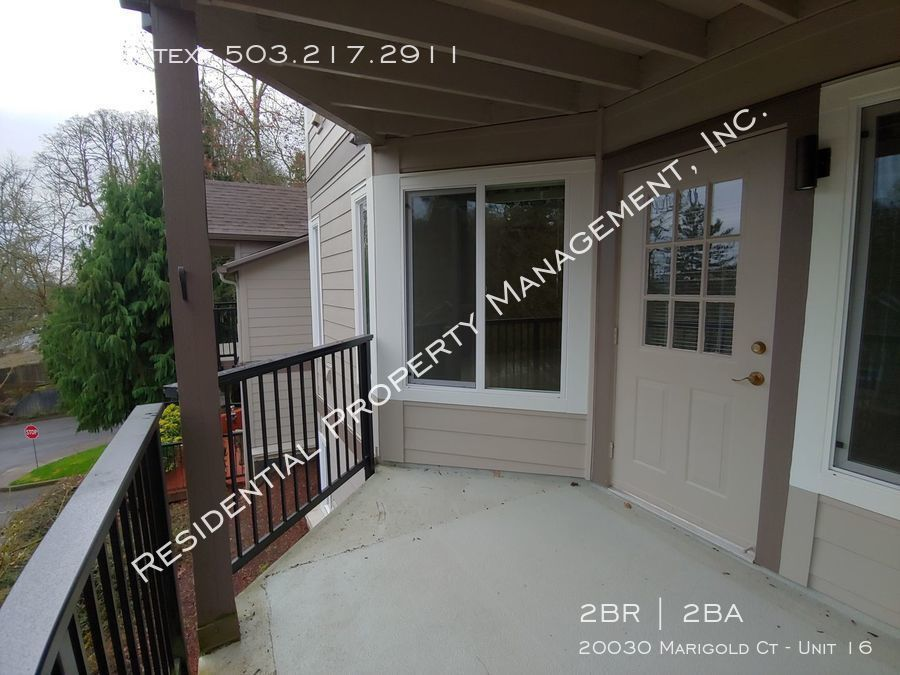 Apartment for Rent in West Linn