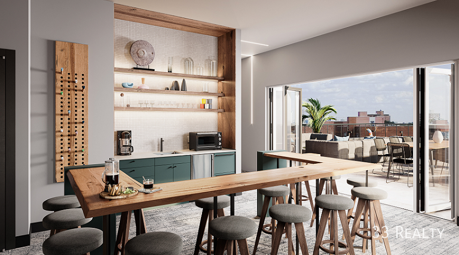 1744 n western amenity kitchen