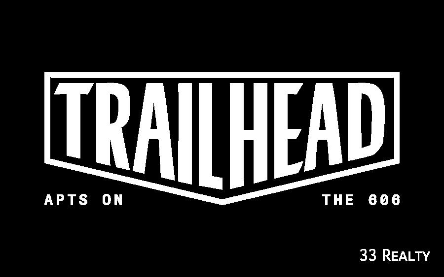 Trailhead logo606 white