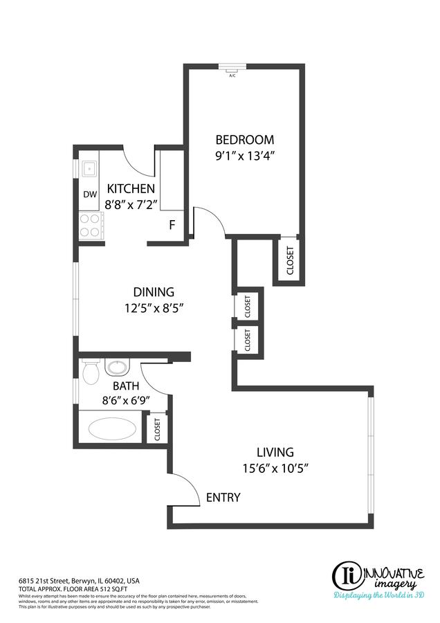 1 6815 21st street  berwyn  il 60402  usa