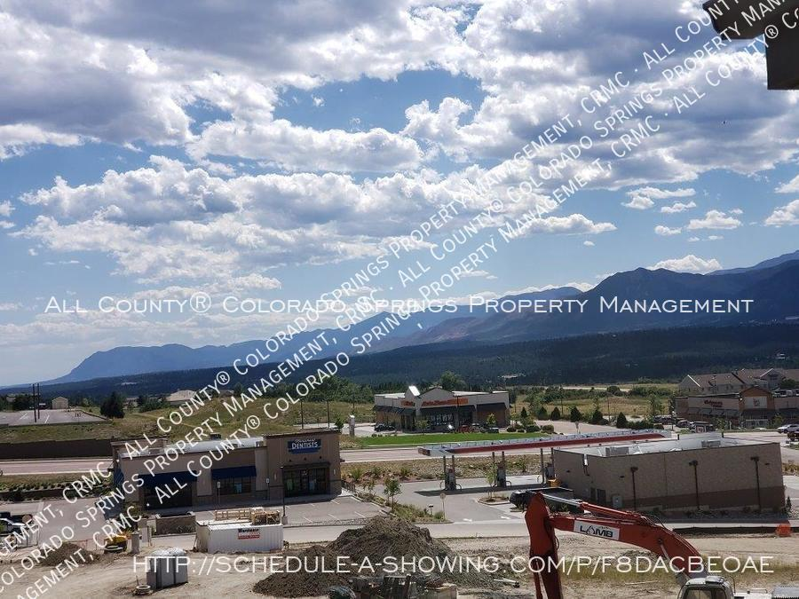 3 bedroom monument town home for rent near us air force academy t