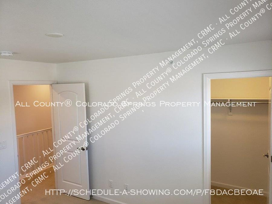 3 bedroom monument town home for rent near us air force academy g