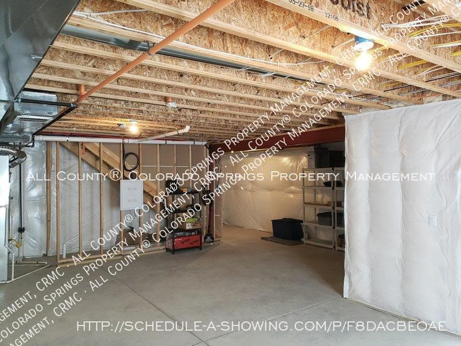 3 bedroom monument town home for rent near us air force academy z1